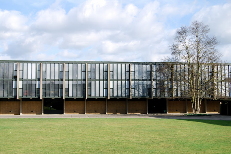 st catherine s college oxford by arne jacobsen. Black Bedroom Furniture Sets. Home Design Ideas