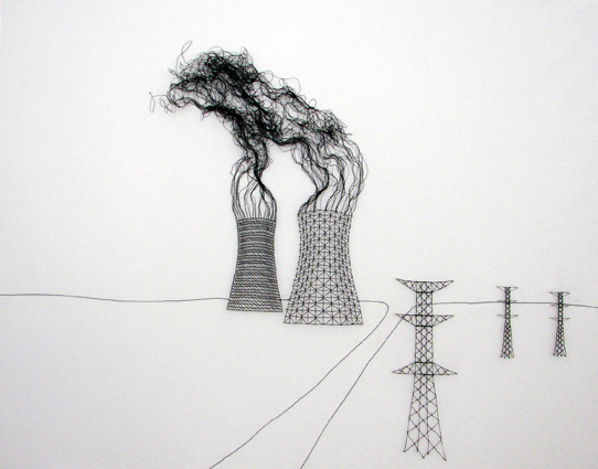 Line Drawing Yarn : A new discovery: the artwork of elodie antoine cate st hill