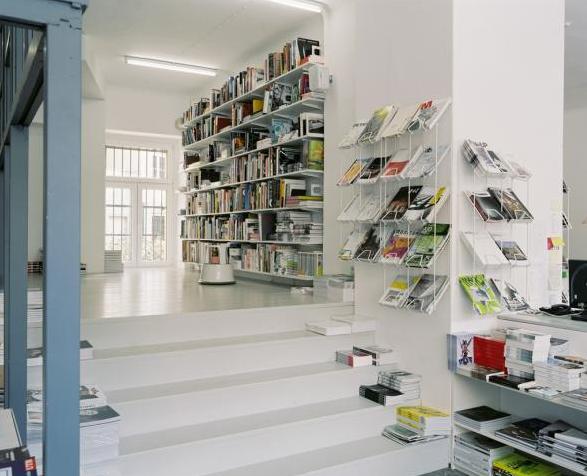 pro qm magazine shop berlin cate st hill. Black Bedroom Furniture Sets. Home Design Ideas