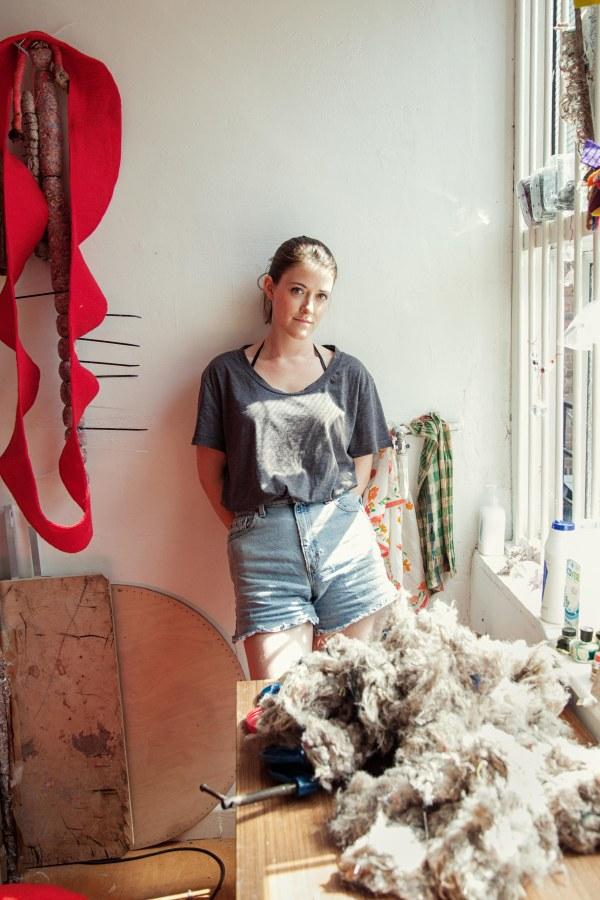 Portrait Image Freyja Sewell credit Carol Sachs