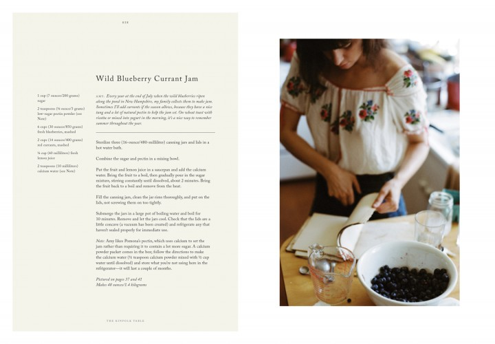 The kinfolk table recipes for small gatherings cate st hill for The kinfolk table
