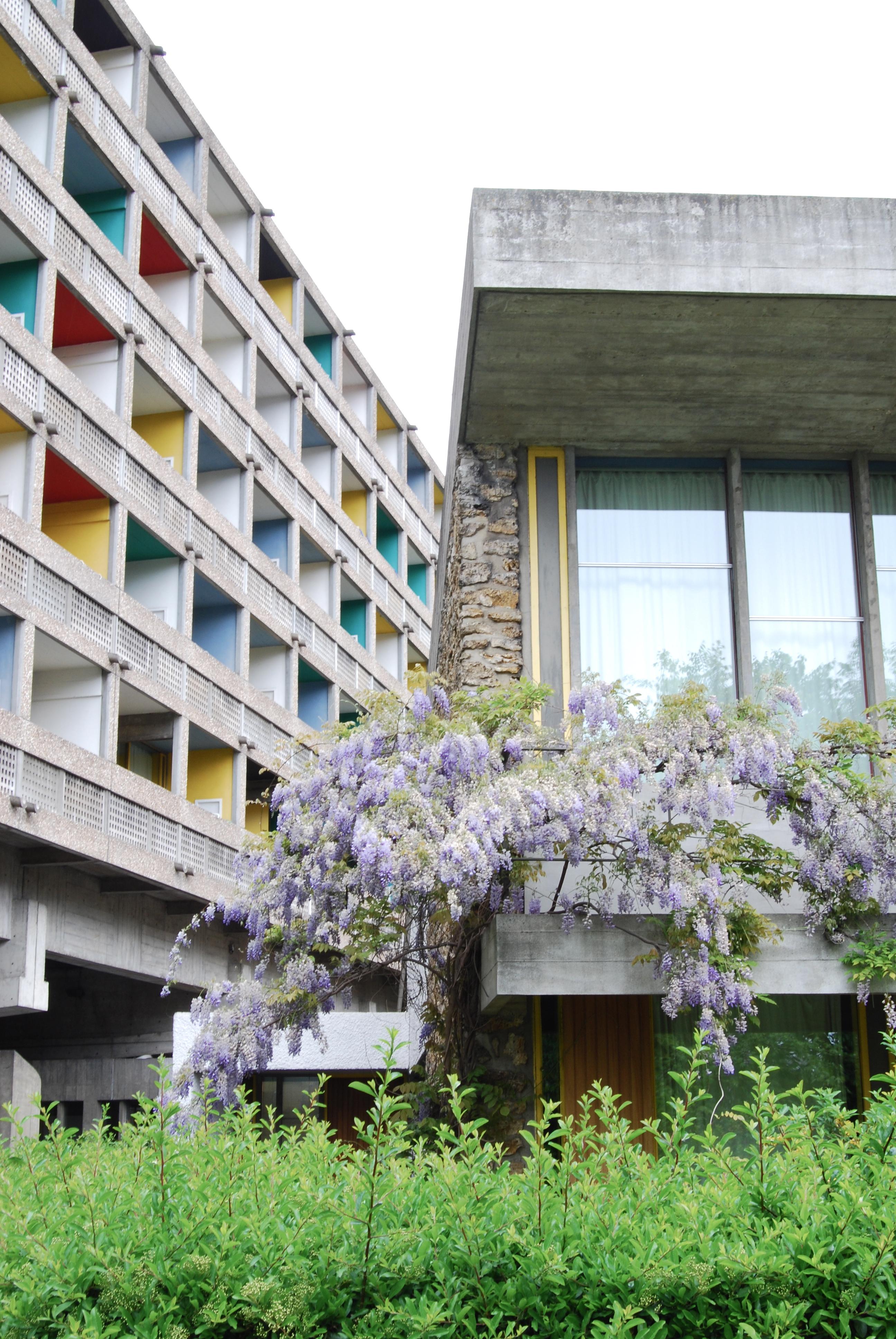 Maison du brasil paris by le corbusier cate - Maison du bresil paris ...