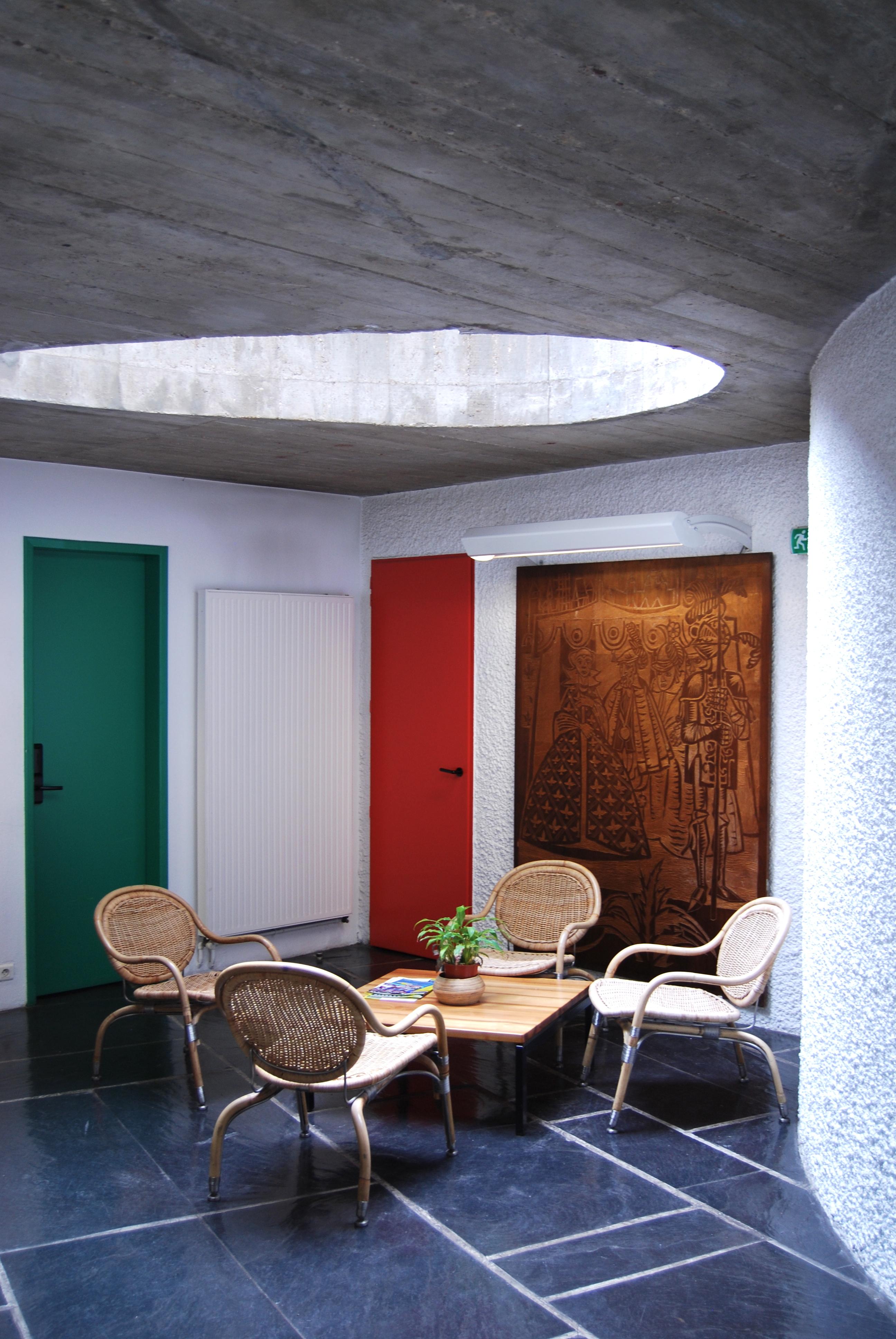 Maison du brasil paris by le corbusier cate st hill - Maison du bresil paris ...