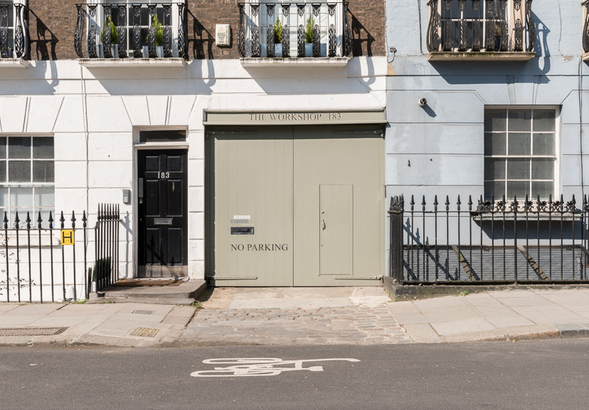 I wish I lived here: a former furniture workshop in London - cate st ...