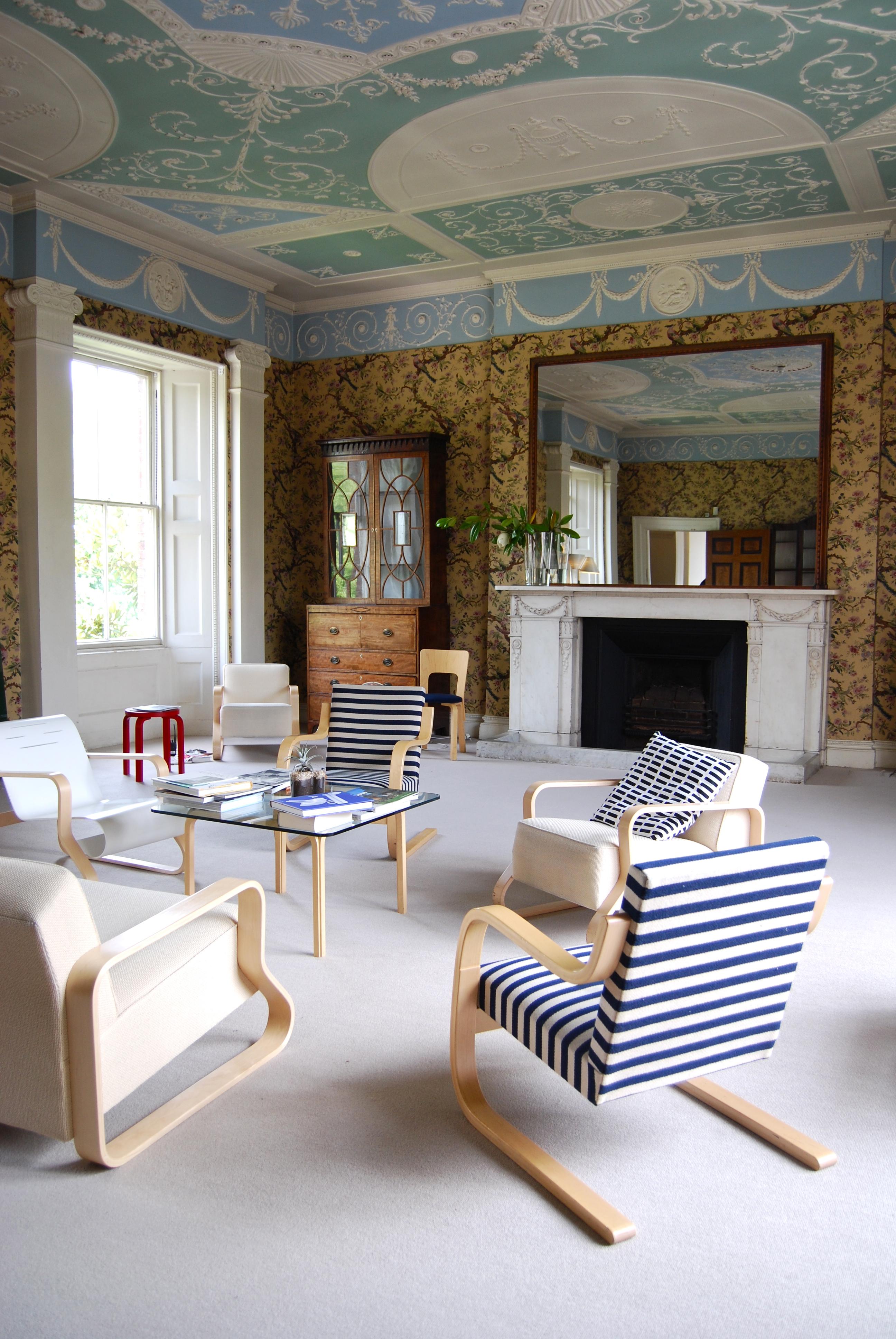 Alvar Aalto at Pitzhanger Manor