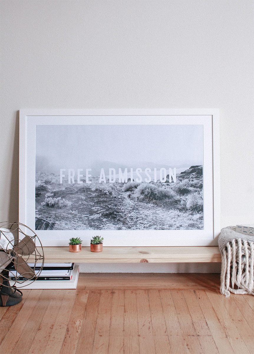 Julia kostreva art free admission extra large black