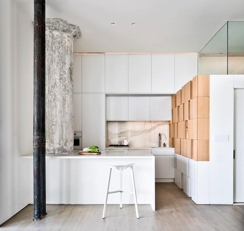 Sabo Architekten converted loft by sabo project cate st hill