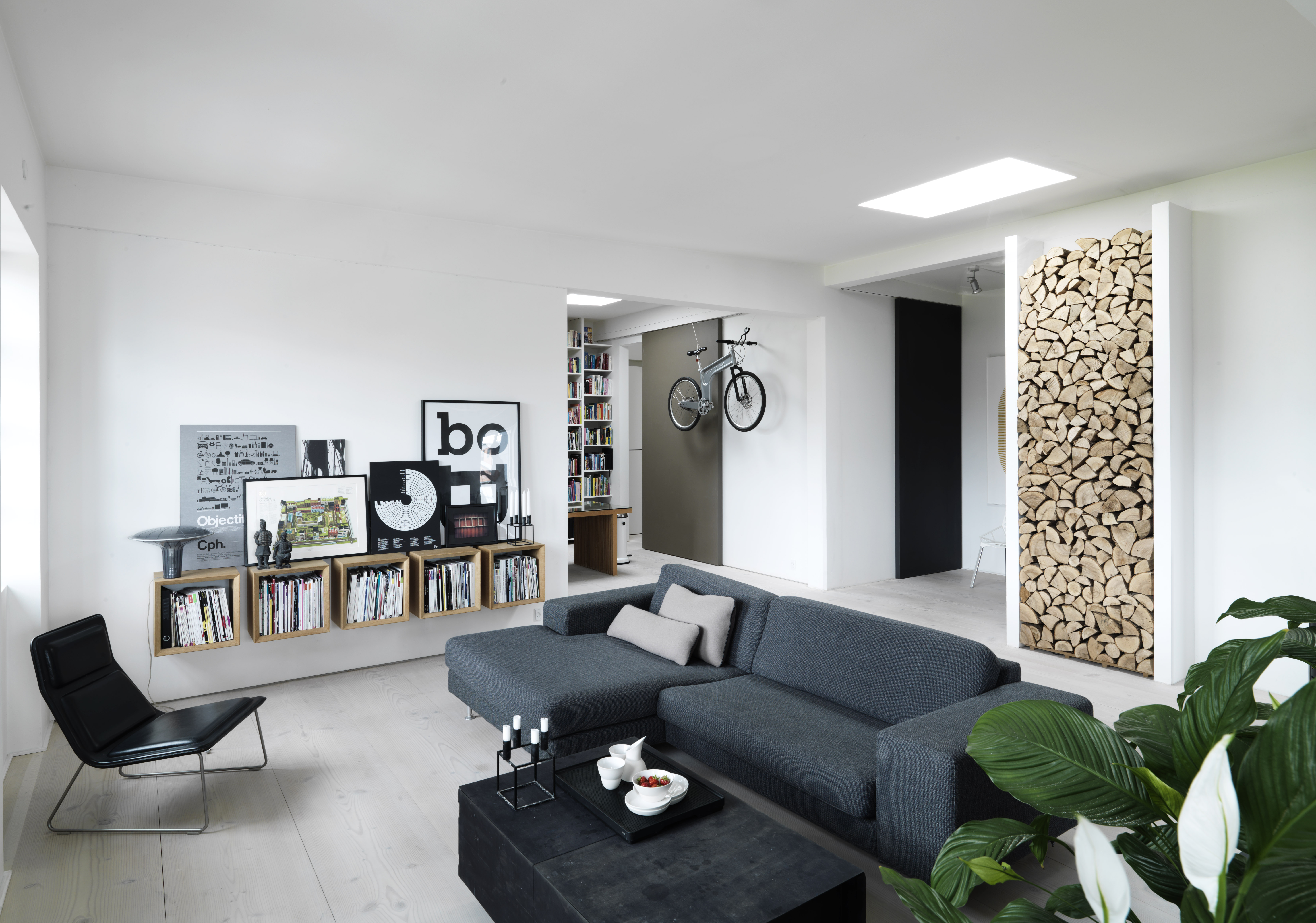 I wish I lived here: a New York-style loft in Copenhagen - cate st ...