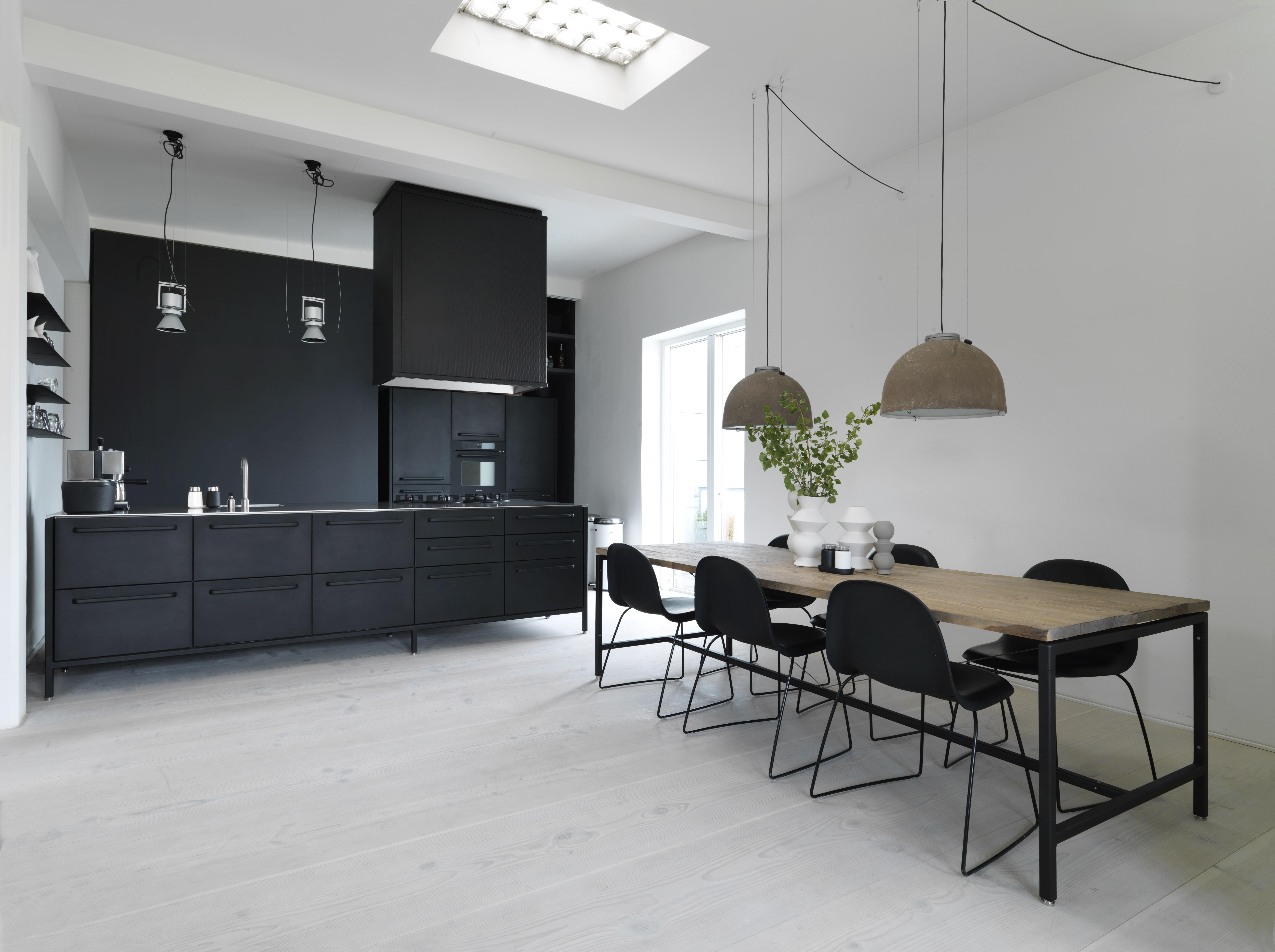 I Wish I Lived Here A New York Style Loft In Copenhagen