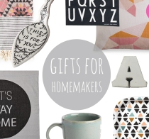 gift guide for homemakers main