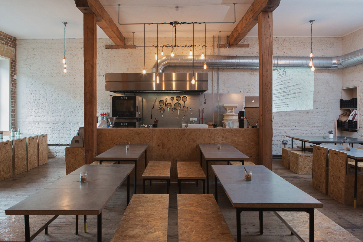 New Zero Waste Restaurant Silo Opens In Brighton Cate