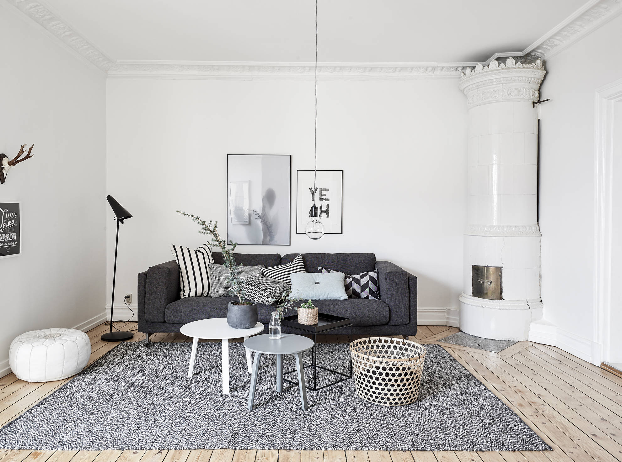 catesthill-i-wish-i-lived-here-scandinavian-home- & I wish I lived here: a calming Scandinavian home with a festive ...