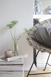 catesthill.com Interior Trend: Rattan Chair