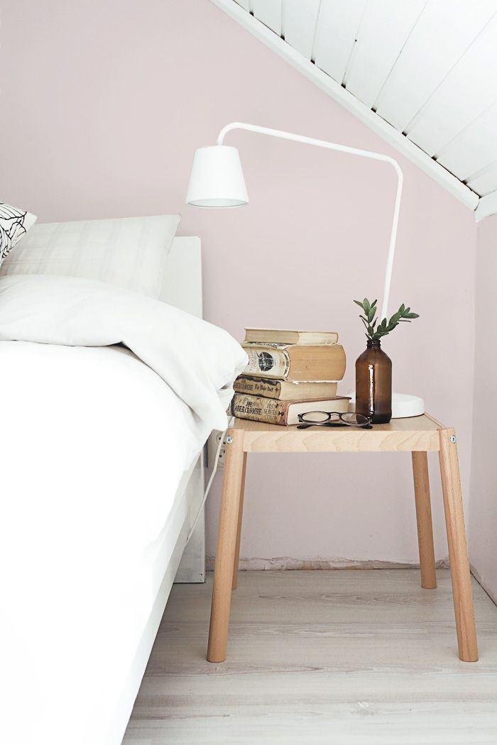 Interior Trend: soft pink walls - cate st hill